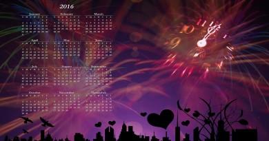 O que é o calendário?