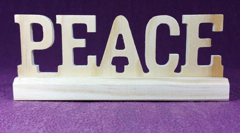 Datas comemorativas em Janeiro - Dia Mundial da Paz