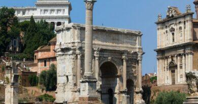 O primeiro calendário romano