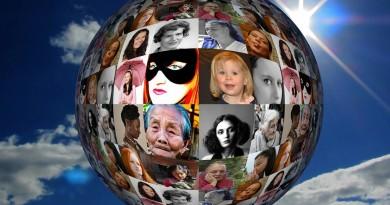 Dia internacional da mulher - datas comemorativas em Março
