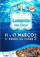Festival da Lampreia - Valença - 11 a 13 de 2016