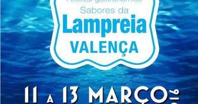 7º festival gastronómico da lampreia do rio Minho