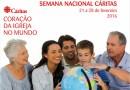 Semana Nacional Cáritas Portuguesa