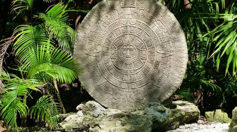 Calendário Azteca ou Asteca - Pedra do Sol