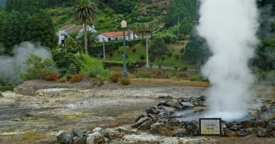 Feriados nos Açores: feriado regional e feriados municipais - fumarolas