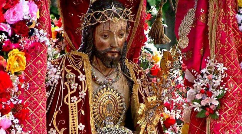 Imagem do Senhor Santo Cristo dos Milagres - S. Miguel - Açores