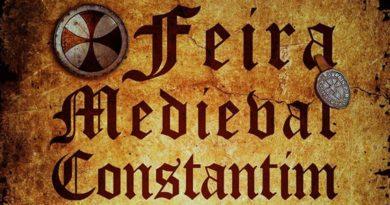 Feira Medieval de Constantim - Vila Real - Julho 2016