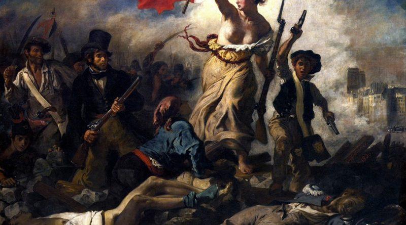 No dia 14 de Julho de 1789 teve início a Revolução Francesa.