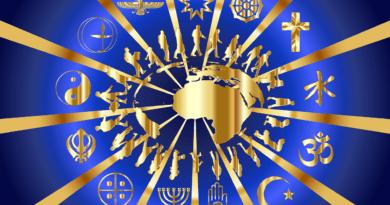 Calendário inter-religioso para o mês de Março de 2017