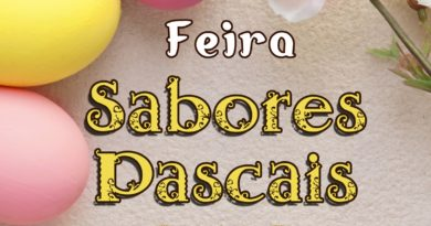 Feira Gastronómica – Sabores Pascais - Vila Nova de Paiva
