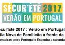 Verão em Portugal - Campanha de Segurança Rodoviária
