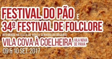 III Festival do Pão e Festival do Pão em Vila Cova à Coelheira - Vila Nova de Paiva