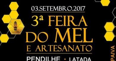 III Feira do Mel e Artesanato - Pendilhe - Vila Nova de Paiva