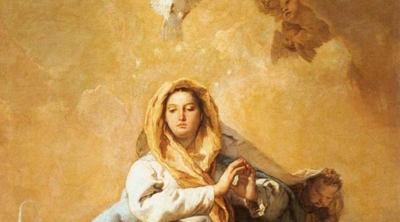 Dia da Imaculada Conceição - 8 de Dezembro