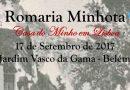 Romaria Minhota em Lisboa - Jardim Vasco da Gama - Lisboa - 17 de Setembro de 2017