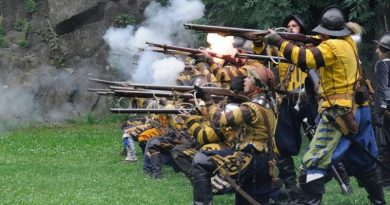 Cronologia das principais batalhas ao longo dos tempos (2)
