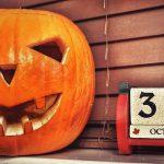 No mês de Outubro já estamos a viver o Outono.