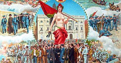 Implantação da República em Portugal - 5 de Outubro de 1910 - Lisboa