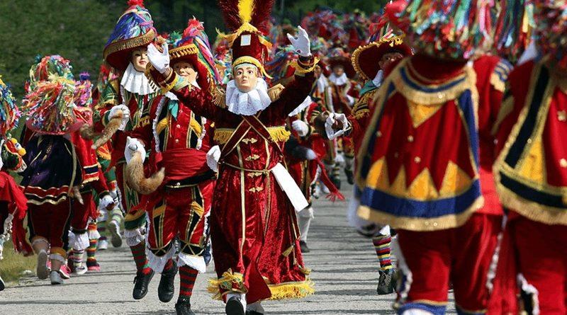 Bugiadas - Festa em S. João de Sobrado - Valongo