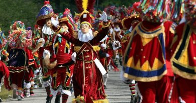 Bugiada - Festa em S. João de Sobrado - Valongo