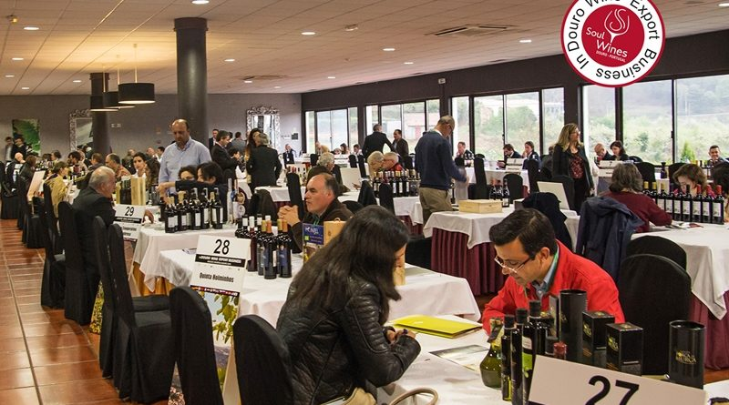 Evento em Vila Real - 19 a 21 de Out 2017 - In Douro Wine Export Business
