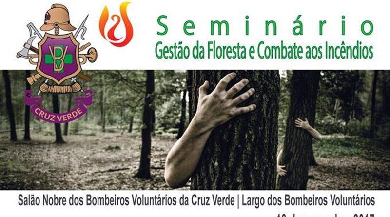 Seminário sobre Gestão da Floresta e Combate aos Incêndios