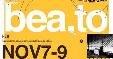bea.to unconference | 7 a 9 Novembro | 2017 | Hub Criativo Beato