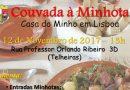 Em Novembro, Casa do Minho em Lisboa, promove Couvada à Minhoto