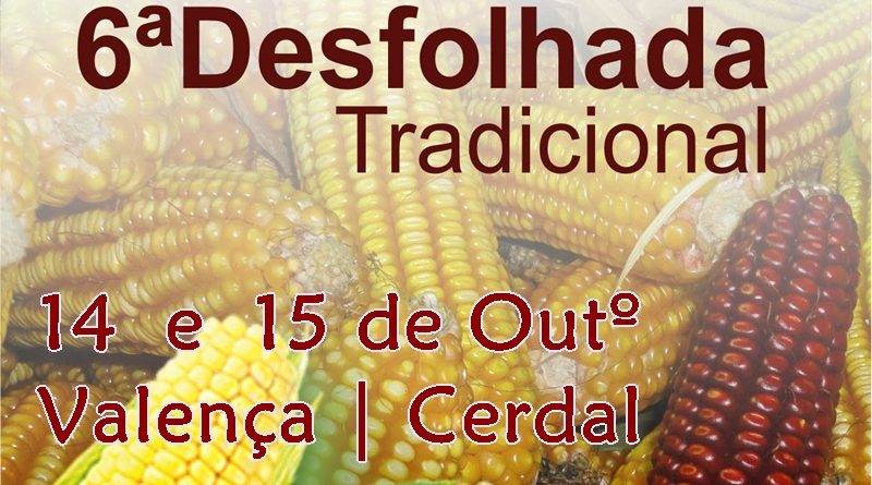 Tradicional desfolhada em Cerdal - Valença - Com vinho verde e gastronomia regional