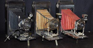 Máquinas fotografias - A fotografia no século XIX