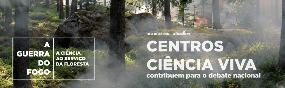 Conferência-debate sobre a Ciência ao serviço da Floresta