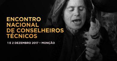 Encontro Nacional de Conselheiros Técnicos da Federação do Folclore Português - 1 e 2 de dezembro de 2017 - Monção
