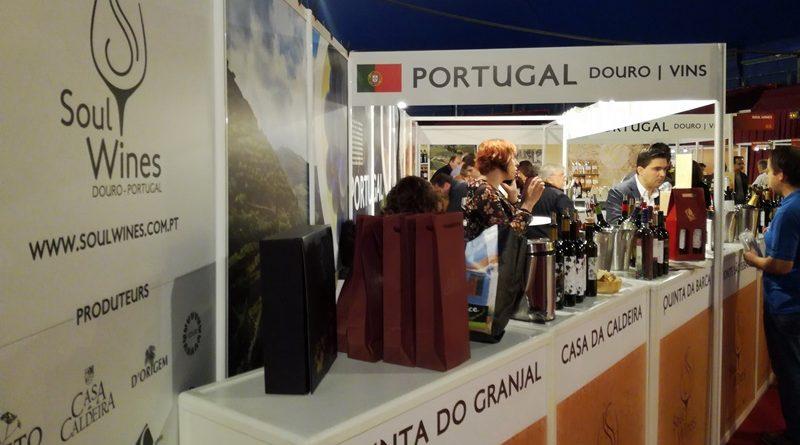 NERVIR com produtores do Douro em Monte Carlo - Mónaco