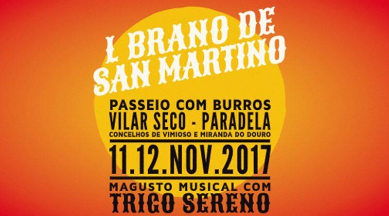 Brano San Martino- Vimioso - Miranda do Douro - Magusto
