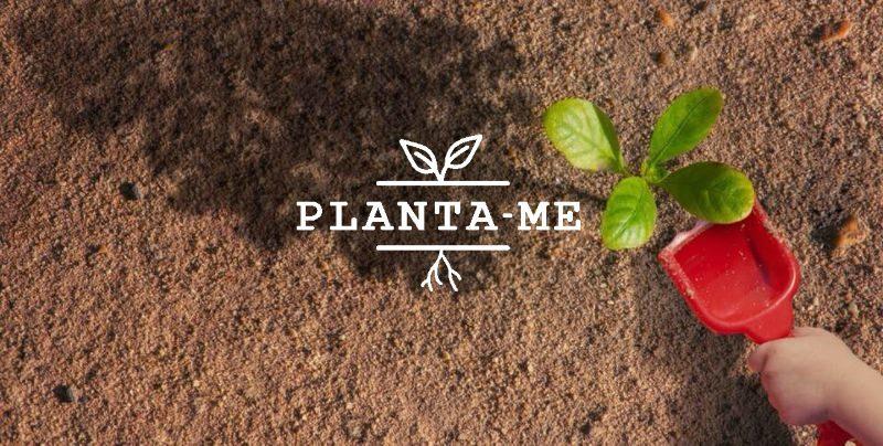 Planta-me | Projecto de reflorestação de Portugal