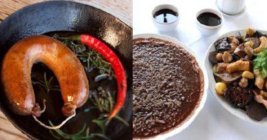 Jornada gastronómica minhota - 4 de Fevereiro - Loures - Arroz de Sarrabulho e Alheira de Galo