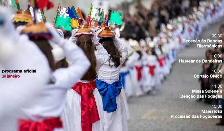 Festa das Fogaceiras em Santa Maria da Feira