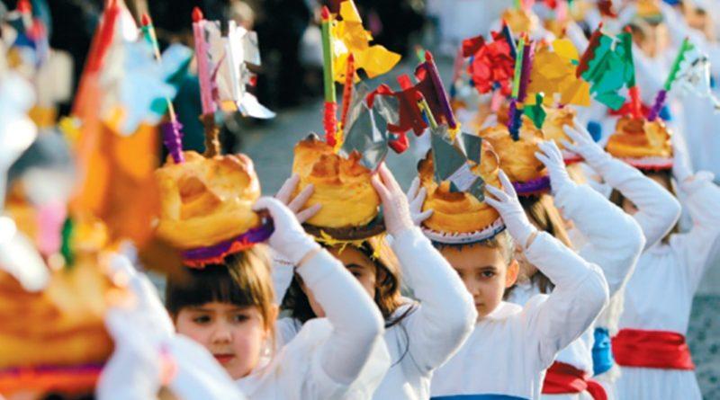 Festa das Fogaceiras em louvor de São Sebastião | Santa maria da Feira - 20 de Janeiro