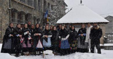 Manter a tradição portuguesa de cantar as Janeiras, em Andorra
