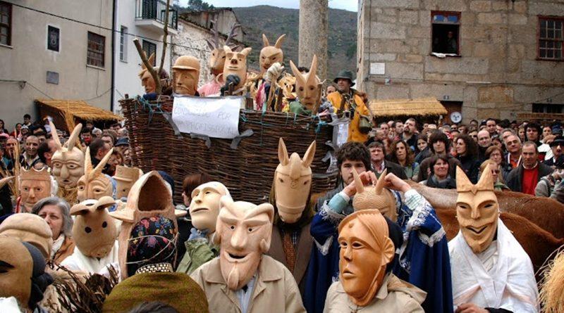 Diabos à solta - Festejos de Carnaval de raiz popular