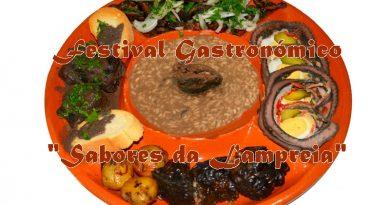 """Festival Gastronómico """"Sabores da Lampreia"""""""