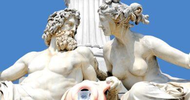 Deuses eternos - os 12 habitantes do Olimpo