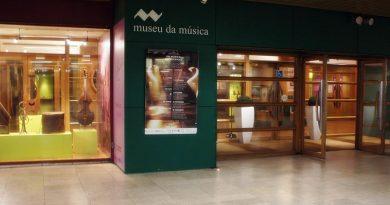 Atividades no Museu Nacional da Música em Abril