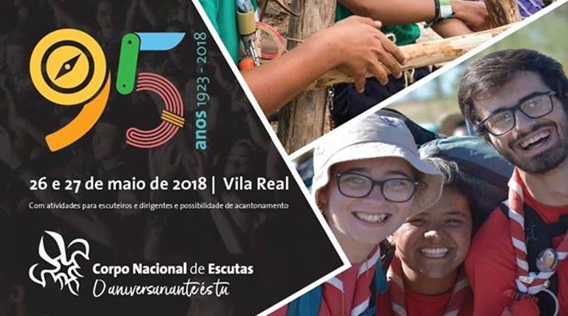 95º aniversário do CNE vai ser em Vila Real