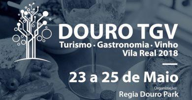 DOURO TGV - Turismo - Gastronomia - Vinho - 2018