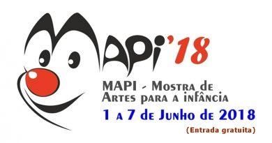 MAPI – Mostra de Artes para a Infância 2018