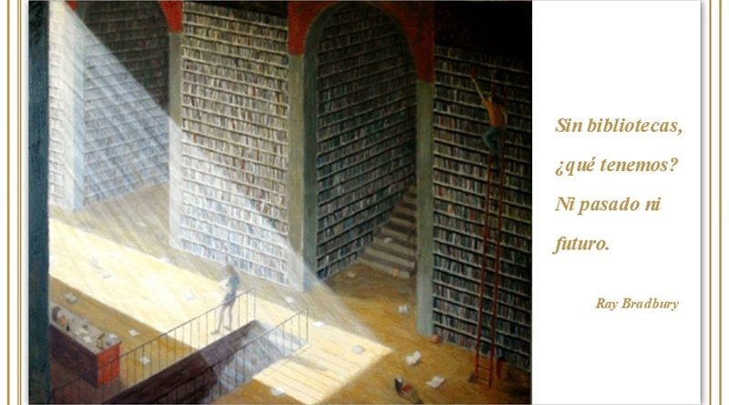 Dia Mundial das Bibliotecas