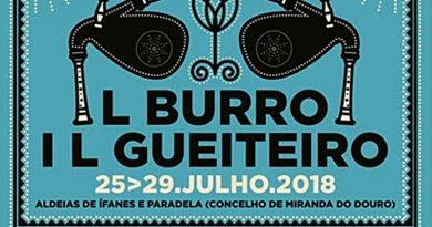 "Festival Itinerante de Cultura Tradicional ""L Burro I L Gueiteiro"""