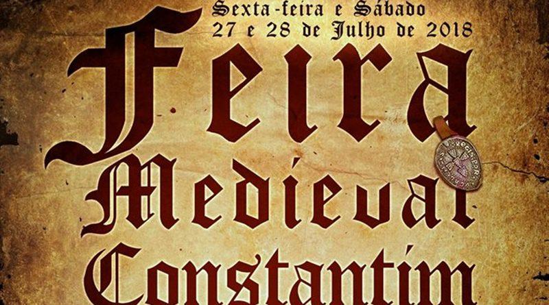 Feira Medieval de Constantim - 27 e 28 de Julho de 2018