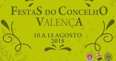 Festas do concelho de Valença e da Senhora do Faro